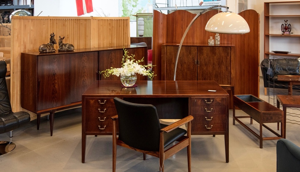 20th Century Scandinavia Mid Century Danish Vintage Furniture3